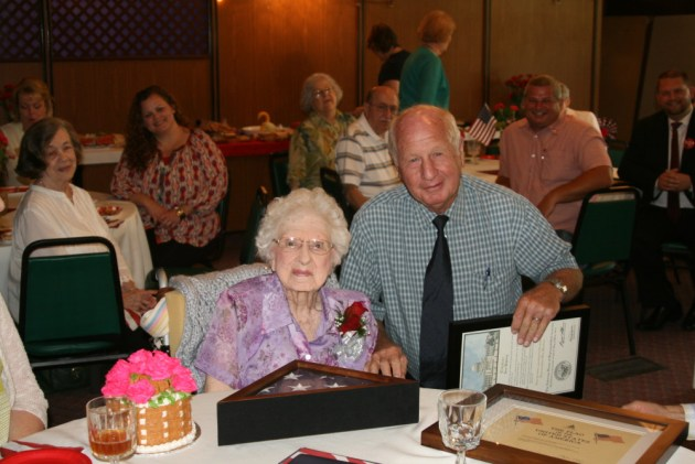 June Pephrey 100th Birthday 2015-06-27 011