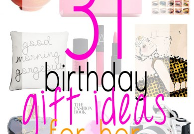 Amazing Birthday Gift Ideas For Her Birthday With Birthday Gift Ideas