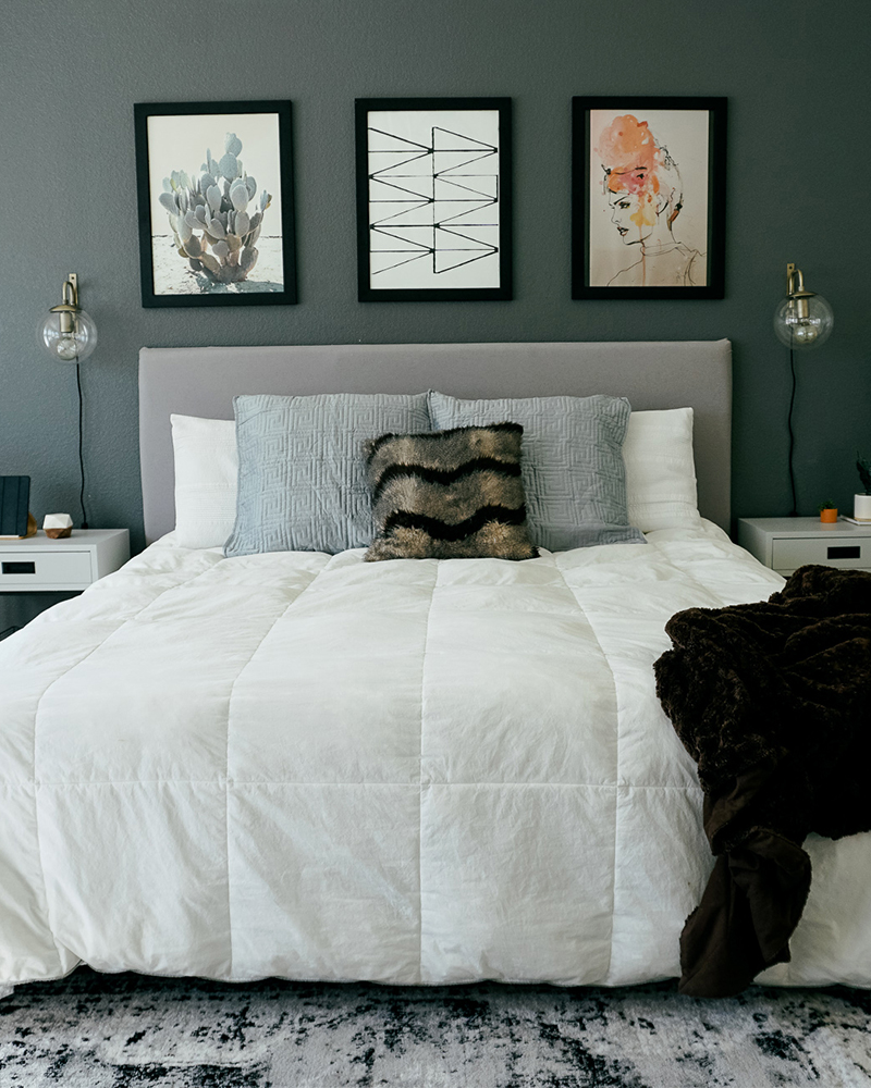 Bohemian Meets Mid Century Modern Bedroom Decor - Citizens ...