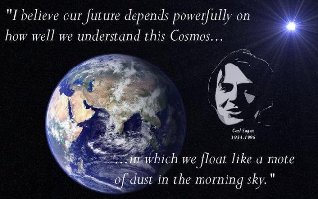 Carl Sagan and Cosmos