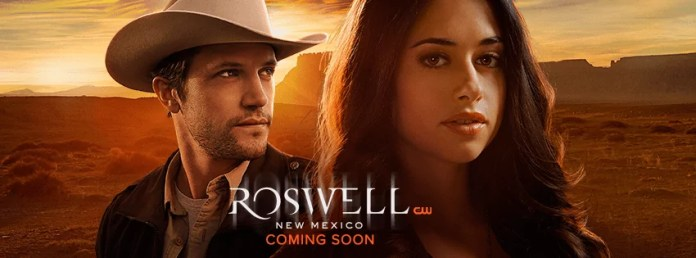 ©The CW Roswell New Mexico