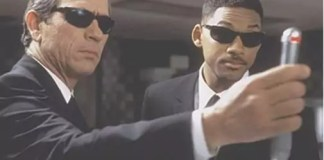 ©Columbia Pictures Men in Black Spin-Off