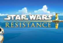 ©Disney XD Star Wars Resistance Animationsserie Trailer