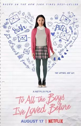 ©Netflix To All the Boys I've Loved Before Kritik