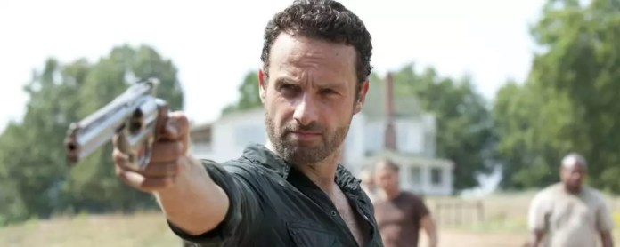©AMC The Walking Dead Rick Grimes Andrew Lincoln Director Regisseur Staffel 10