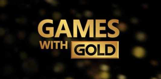 ©Microsoft Xbox Games with Gold Game Pass juli