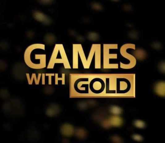 ©Microsoft Xbox Games with Gold Game Pass mai