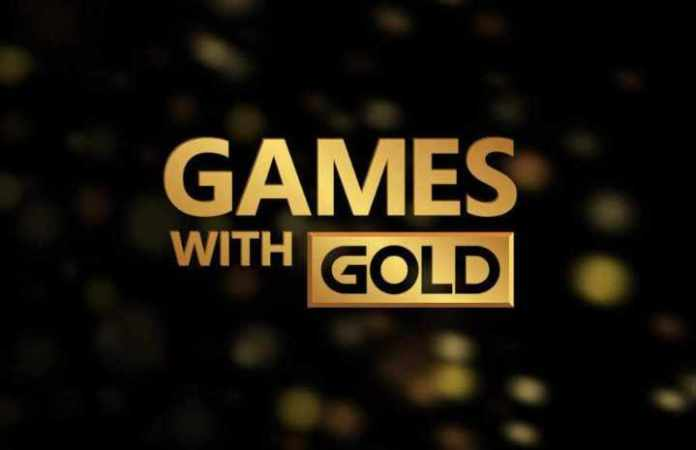 ©Microsoft Xbox Games with Gold Game Pass april