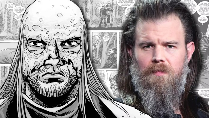 Ryan Hurst als 'Beta'