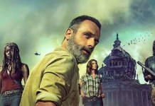 ©AMC The Walking Dead Staffel 9 Season 9 Rick Grimes Daryl Dixon