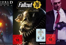 ©505 Games ©Bethesda ©Warner Bros. Interactive Entertainment Underworld Ascendant Fallout 76 Hitman 2 Games Trailer Time