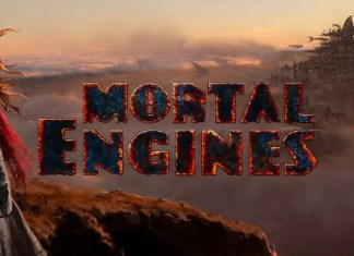 @Universal Pictures Mortal Engines Kritik Krieg der Städte Robert Sheehan Hera Hilmar Hugo Weaving Leila George