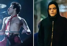 ©20th Century Fox Universal Cable Productions Rami Malek Freddie Mercury Bohemian Rhapsody Mr. Robot Podcast Blackout