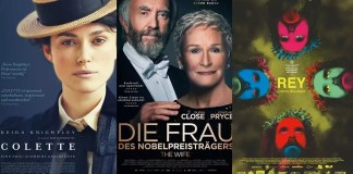 ©DCM ©SquareOne Entertainment ©Real Fiction Colette Die frau des nobelpreisträgers rey kino trailer time 3 januar
