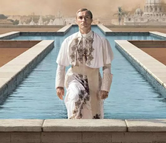 ©Sky/HBO The New Pope