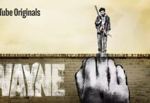 @Youtube Originals Wayne Antiheld