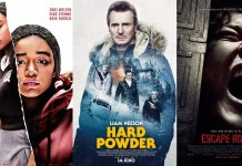 ©20th Century Fox ©Studicanal ©Sony Pictures the hate u give hard powder escape room kino trailer time