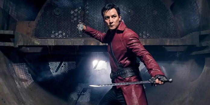 ©AMC setzt 2 Serien ab Into the Badlands The Son Pierce Brosnan