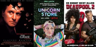 ©Polygram ©Netflix ©20th Century Fox the game unicorn store deadpool 2 film trailer time