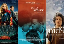 ©The Walt Disney Company ©dcm ©a24 captain marvel beale street mid90s kino trailer time