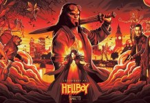 ©Lionsgate/Summit Entertainment Hellboy Call of Darkness David Harbour Ian McShane