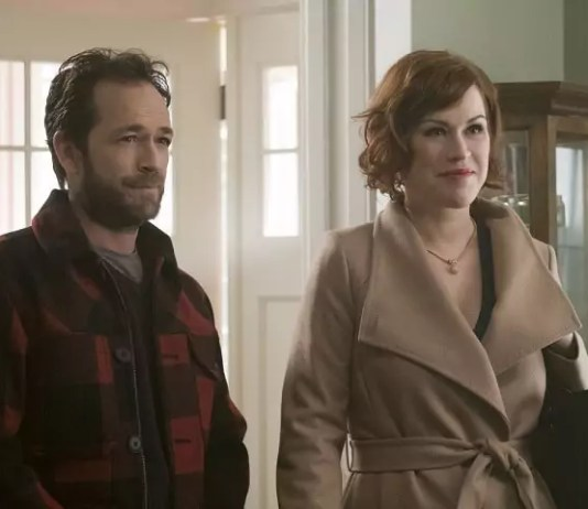 ©The CW Riverdale Luke Perry verstorben