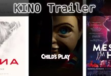 ©Studiocanal ©Wild Bunch ©Salzgeber & Co. Medien GmbH , Anna , Child's Play , Messer im Herz , Kino Trailer Time
