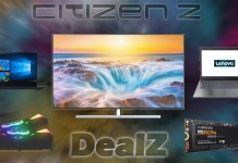 ©CitizenZ DealZ Samsung Smart-TV Notebook Laptop Lenovo Samsung SSD
