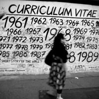 Mur de Berlin | curriculum vitae