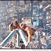 New York vu du haut de l'Empire State Building