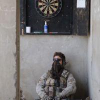 Soldat au repos