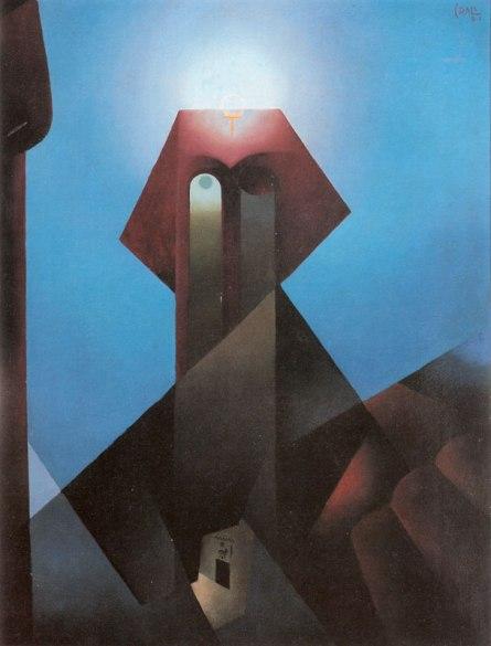 Le Sphinx, 1931