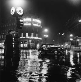 Paris - Place de l'Opéra 1935