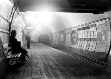 Le métro londonien dans les années 20