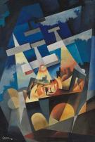 Bombardement Nocture, 1931