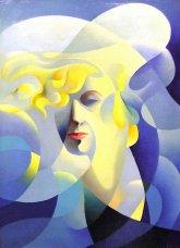 Ballelica, 1932, Portrait d'Elica Balla