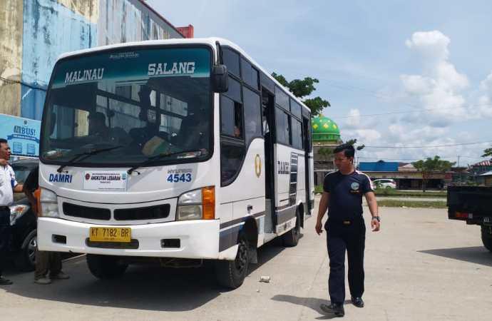 9 Bus Damri Dirasa Cukup Layani Angkutan Lebaran