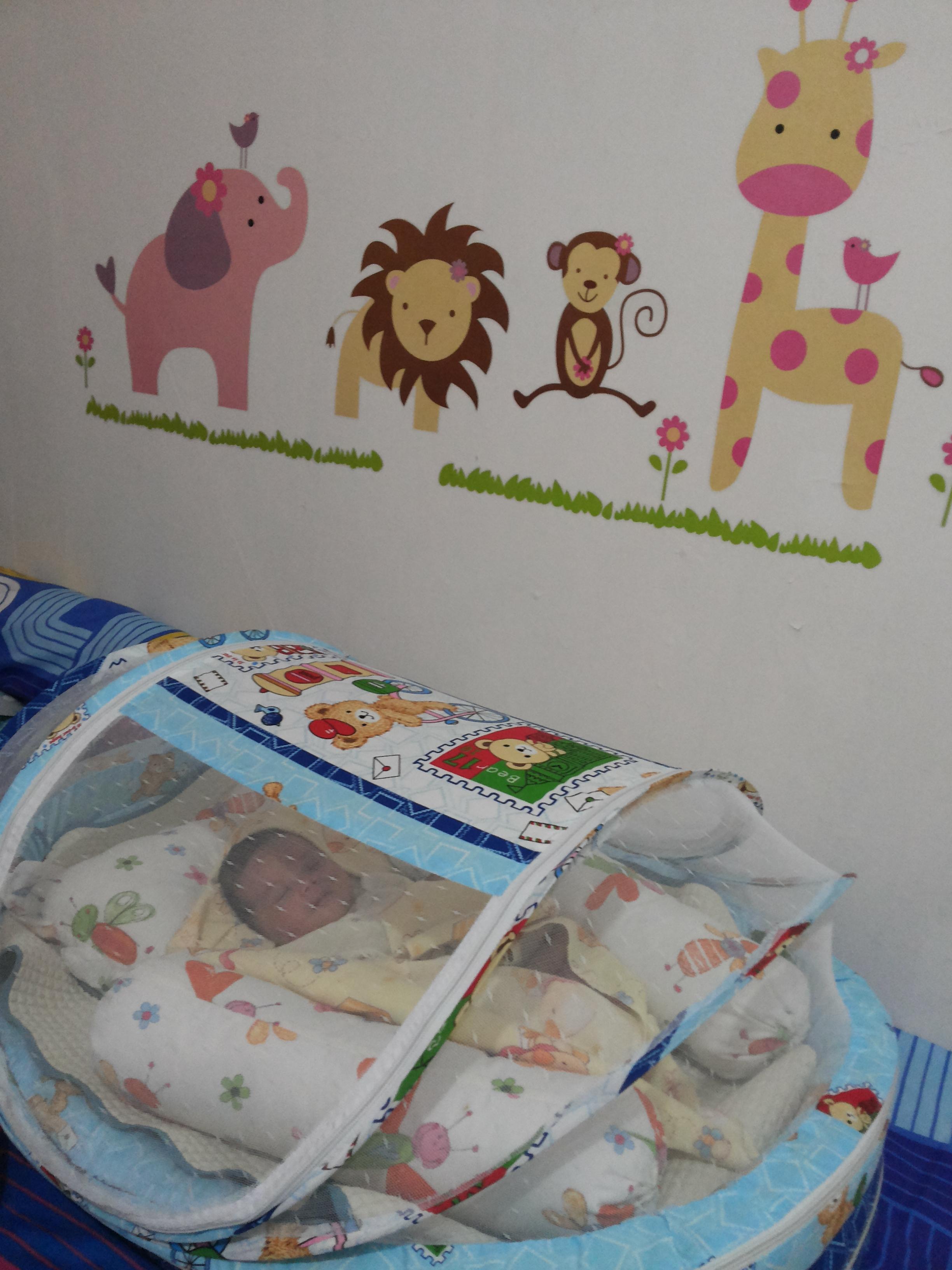 perlengkapan bayi baru lahir  Cinta  Cerita Citra