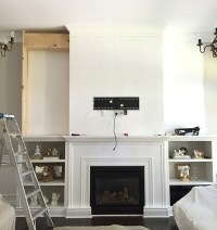 CITRINELIVING - BUILDING BOOKSHELVES: THE PROCESS