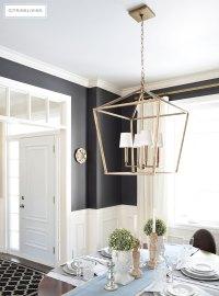 Lantern Style Chandelier Lighting | Lighting Ideas