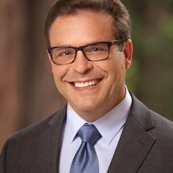UCSC Vice Chancellor for Research, Scott A. Brandt