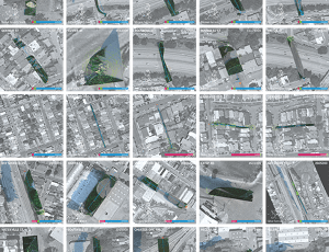 Distributed Infrastructure of Small Urban Places
