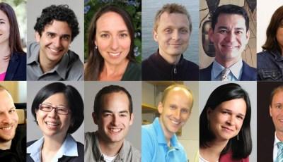 Five innovative faculty named Bakar Fellows