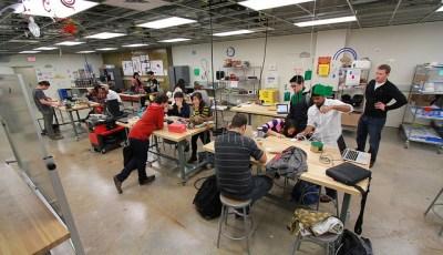 Democratizing the Maker Movement