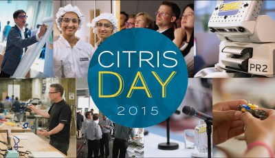Join us for CITRIS Day 2015 on October 13