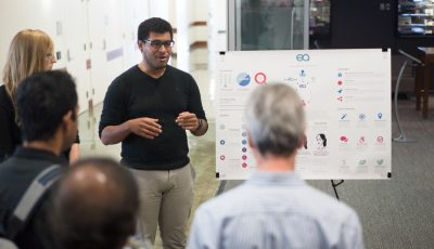 UCSF and UC Berkeley teams win IT for Society category of Big Ideas Competition 2017