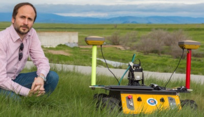 Robots and People Working Together to Save Water and Enhance Agriculture