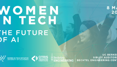 2019 Women in Tech Symposium on the Future of AI