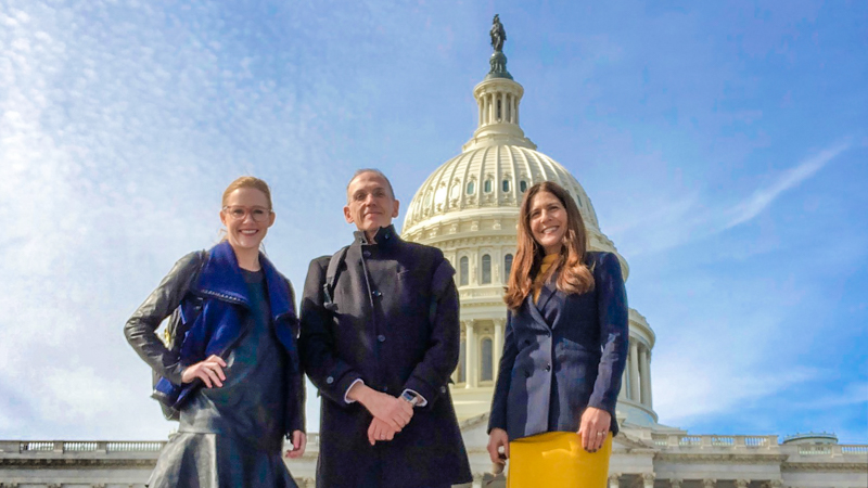 CITRIS goes to U.S. Capitol to help inform tech policy