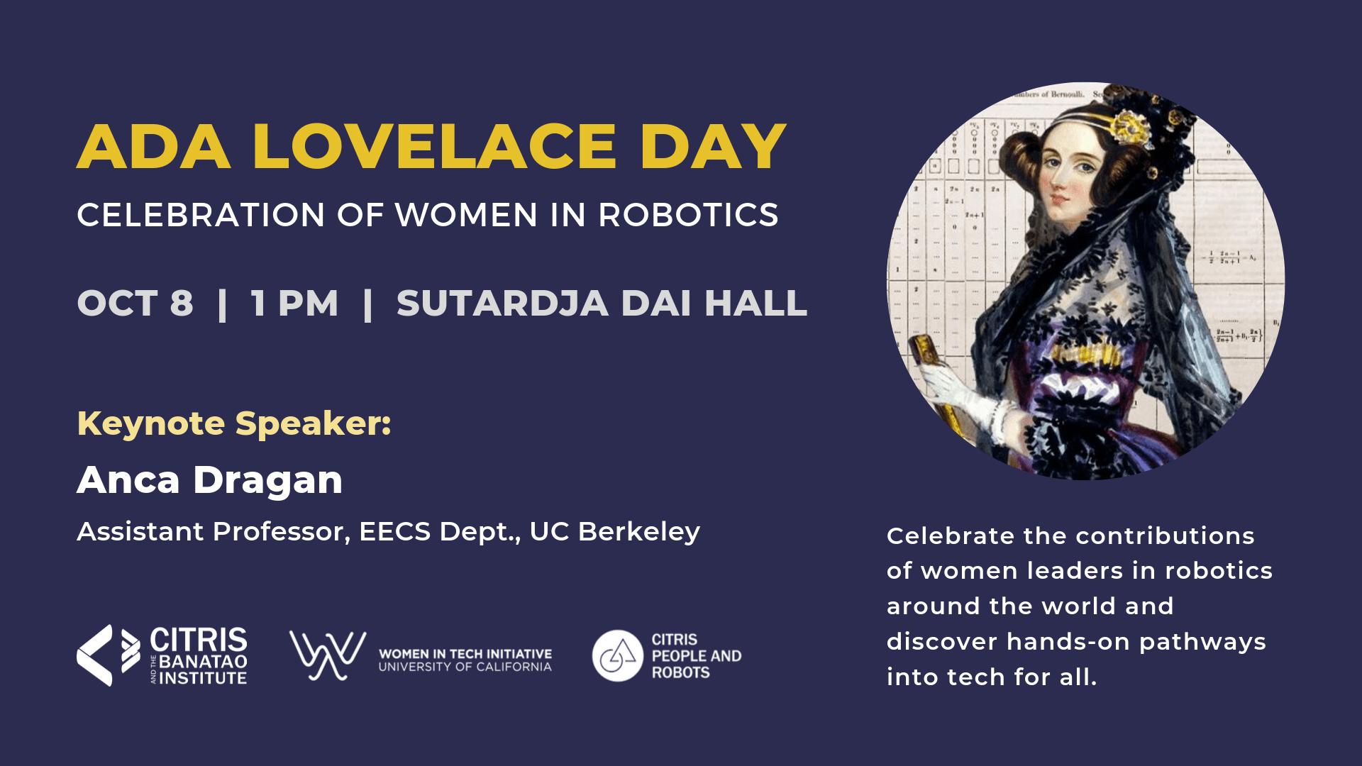 Ada Lovelace Day 2019
